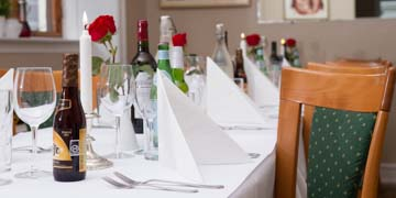 restaurant romarin opdækning